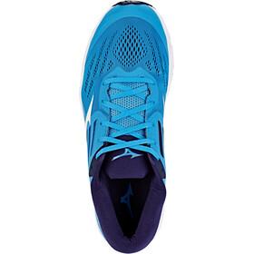 Mizuno Wave Stream 2 Zapatillas Hombre, malibu blue/white/blue wing teal